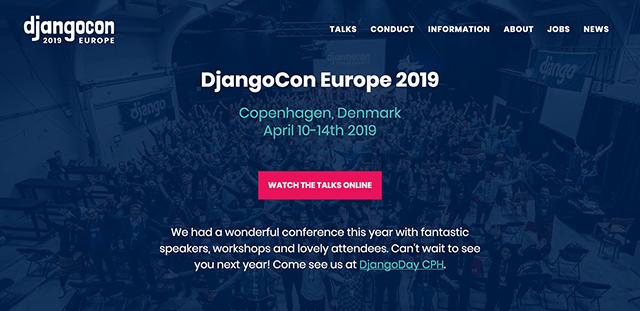 DjangoCon Europe 2019 • Nicole Dominguez
